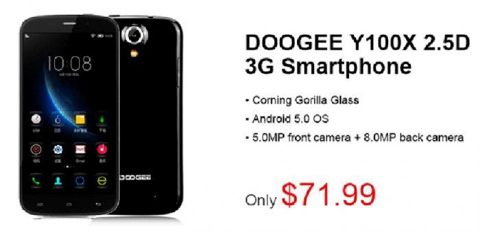 doogee_y100x распродажа