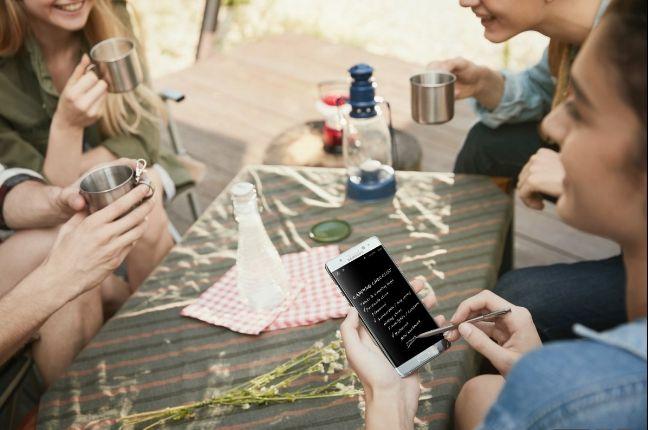 Samsung Galaxy Note 7 одним из первых получит обновление до Android 7.0 Nougat – фото 3