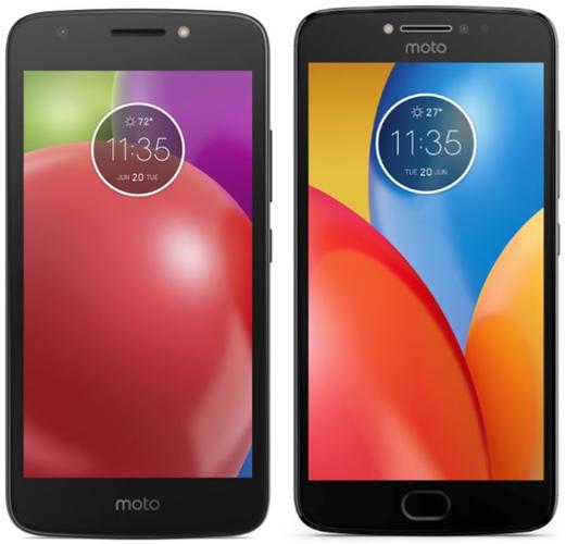 Какой дизайн получат Moto E4 и Moto E4 Plus – фото 1