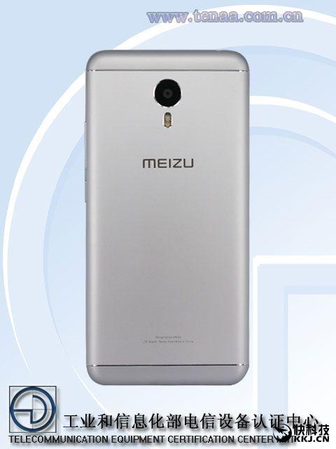 Meizu M3 в металлическом корпусе и две новые версии Meizu M3 Note прошли сертификацию в TENAA – фото 1
