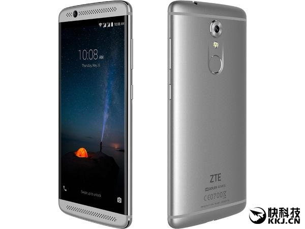 "ZTE Axon 7 Mini с экраном 5.2"" и процессором Snapdragon 617 оценили в $337 – фото 6"
