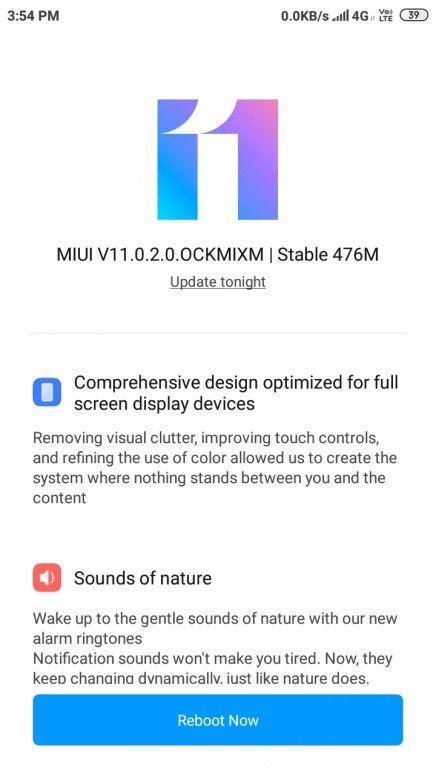 Redmi 5 и Redmi 5A получили MIUI 11 Global Stable – фото 3