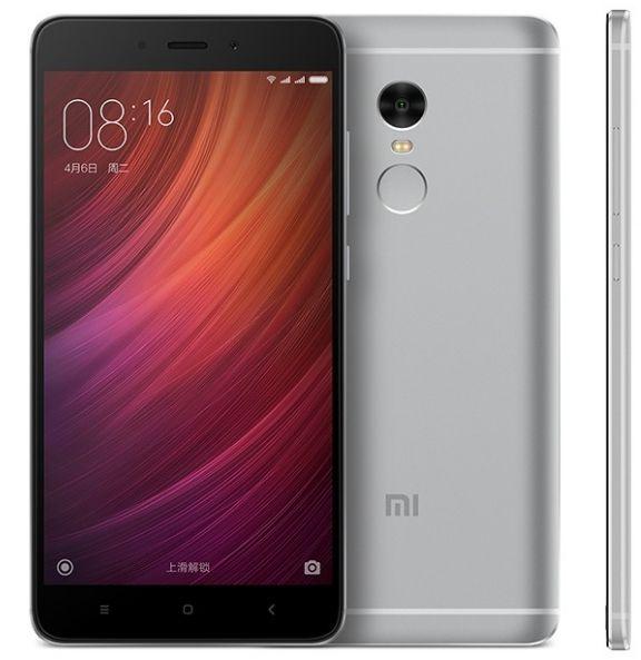 Xiaomi Redmi Note 4 Pro: предполагаемые характеристики опубликованы на сайте ритейлера – фото 1