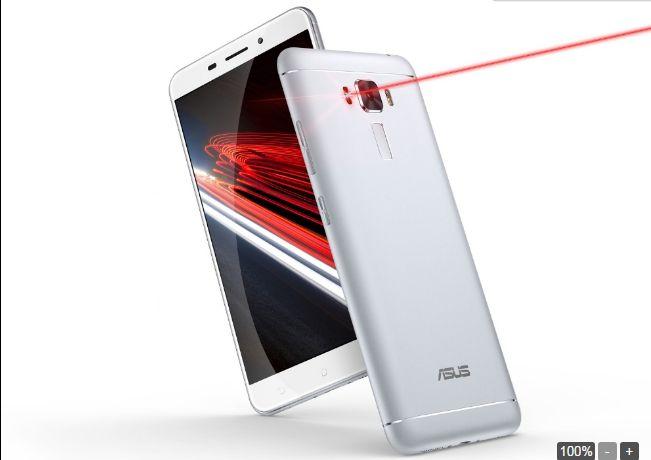 Asus ZenFone 3 Laser рассказал о себе в промо-ролике – фото 2