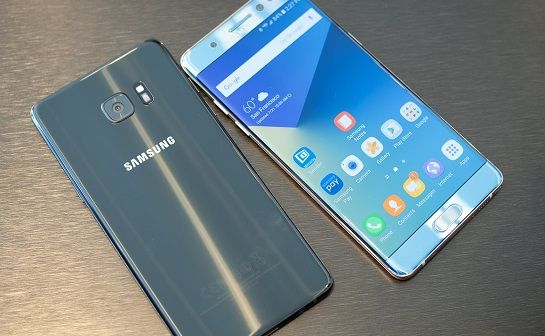 Samsung Galaxy Note 7 - провал десятилетия