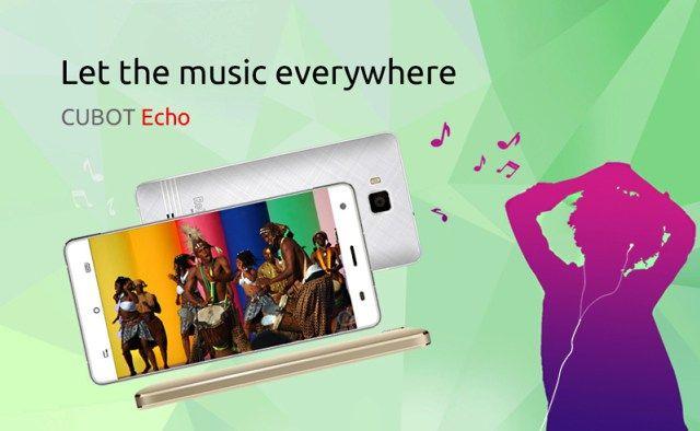 Cubot Echo – музыкальный и доступный мобильник – фото 1