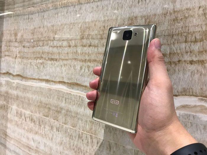 Elephone S8: фотографии и характеристики смартфона – фото 3