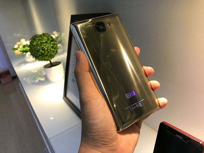 Elephone S8: фотографии и характеристики смартфона – фото 5