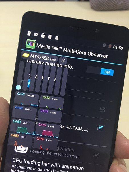 elephone p9000 -real 3