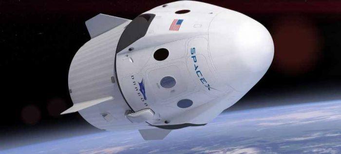 SpaceX в космосе