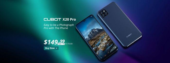 Cubot X20 Pro с тройной камерой и смартфоны Xiaomi по специальным ценам на Gearbest – фото 1