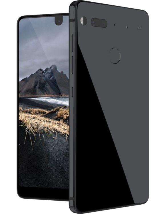 Анонс Essential PH-1: создатель Android показал ультимативный модульный флагман – фото 1
