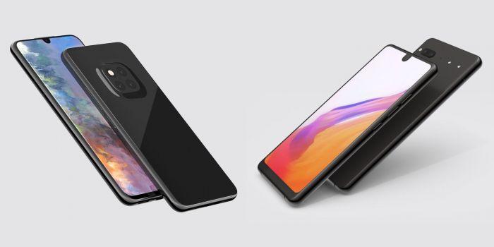Изображения не анонсированных смартфонов Essential Phone 2 и Phone 3 – фото 1