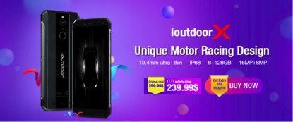 Ioutdoor устраивает распродажу защищенных телефонов 11 ноября – фото 2