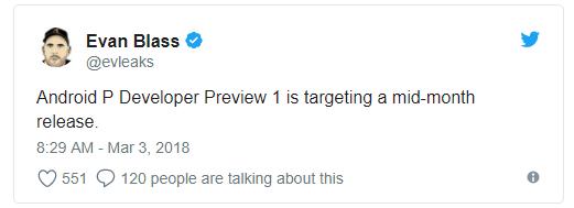 Android 9.0 Developer Preview будет представлен уже в середине марта – фото 2