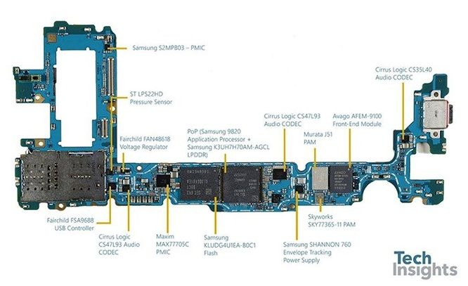 Стоимость компонентов Samsung Galaxy S10+ подсчитана – фото 1