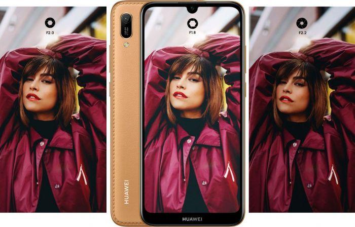 Представлен бюджетник Huawei Y6 (2019) – фото 3