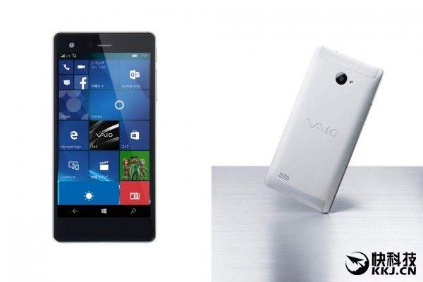 Новый смартфон под брендом VAIO получит Snapdragon 617 и Windows 10 – фото 4