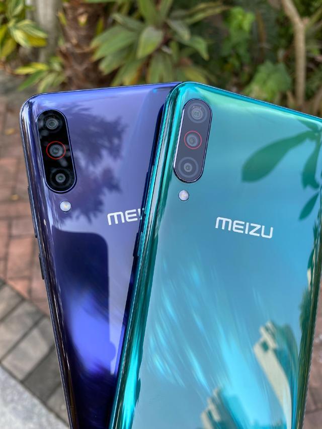 Представлен Meizu 16T: Snapdragon 855, аккумулятор на 4500 мАч и тройная камера по цене от $282 – фото 6
