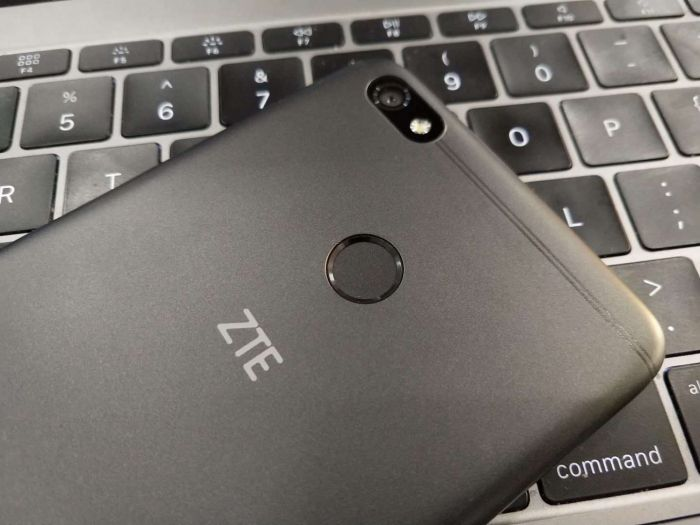 Анонс ZTE Blade A3: двойная фронтальная камера и функция распознавания лица – фото 7