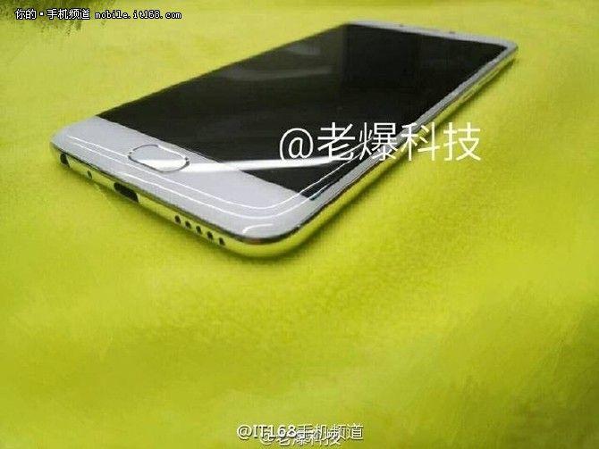 Смартфон Meizu с изогнутым дисплеем вновь дал о себе знать на «живых» снимках – фото 2