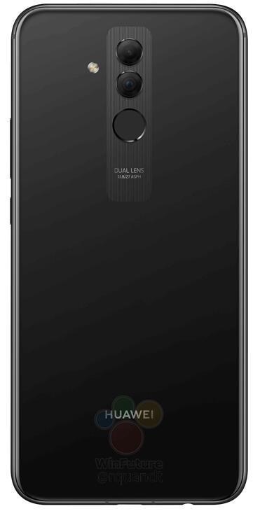 Huawei Mate 20 Lite: рендеры, характеристики и цена в Европе – фото 2
