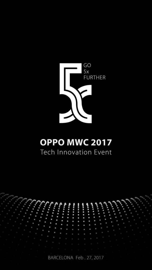 Oppo проведет 27 февраля свою пресс-конференцию на MWC 2017 – фото 1