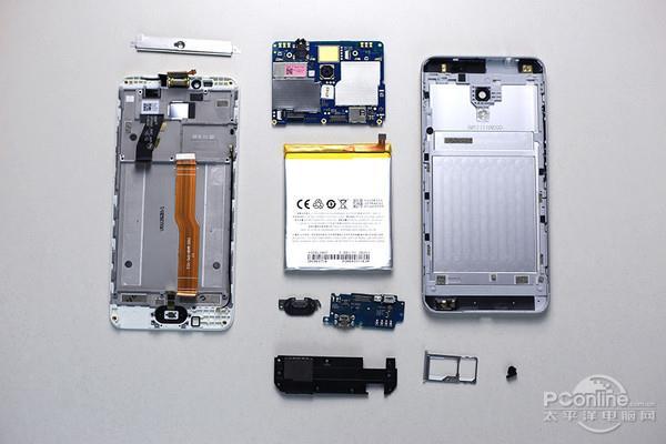 Загляните внутрь Meizu M5s – фото 16