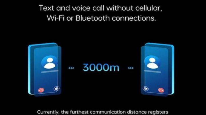 Технология MeshTalk от Oppo позволит звонить, общаться без сотовой связи и доступа к Интернету – фото 1