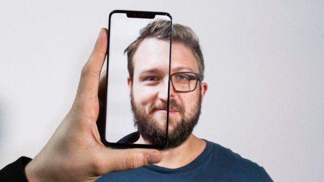 Система 3D-сканирования лиц в Huawei Mate 20 Pro ненадежна? – фото 3