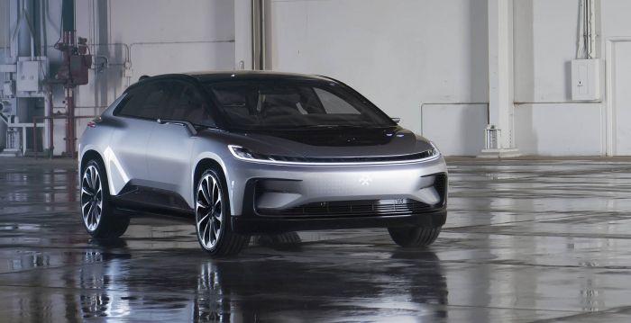 LeEco анонсировала электрокар Faraday Future FF91, ставший самым динамичным в мире – фото 3