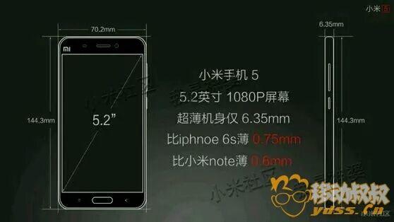Xiaomi Mi5: десять известных фактов о долгожданном смартфоне – фото 2