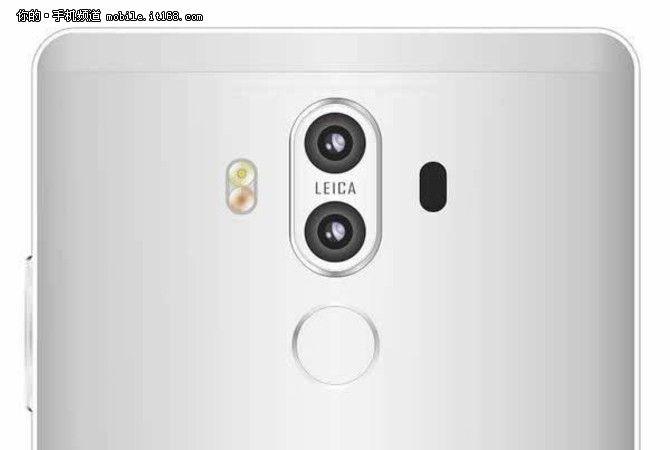 Модификация Huawei Mate 9 с кодовым именем