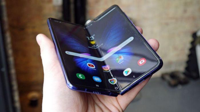 Samsung знает, как исправить недостатки в Galaxy Fold – фото 2