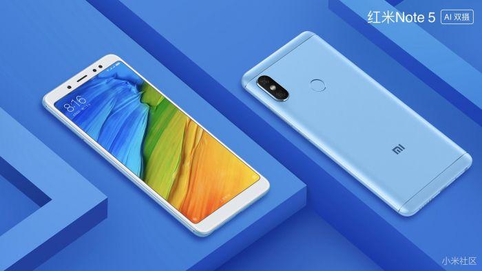Анонс Xiaomi Redmi Note 5 в Китае: выносливый, привлекательный и с «мозговитыми» камерами – фото 9