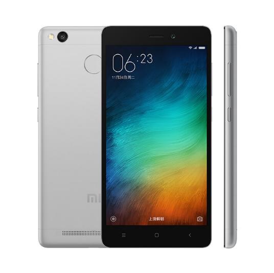 Xiaomi Redmi 3S получил Snapdragon 430, дактилоскопический датчик и оценен в $106 в базовой модификации – фото 1