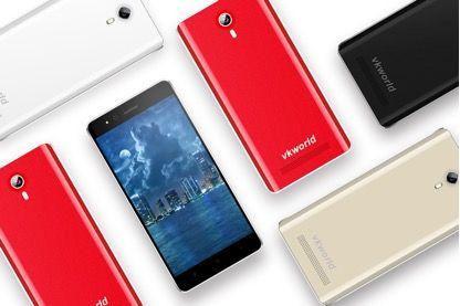 VKworld F1 с 4,5-дюймовым дисплеем станет самым доступным смартфоном с керамической задней панелью – фото 3