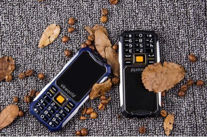 VKworld Stone V3S - защищенный кнопочный телефон всего за $20 – фото 1