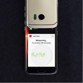 Bluboo Edge сможет измерять частоту сердечных сокращений – фото 1