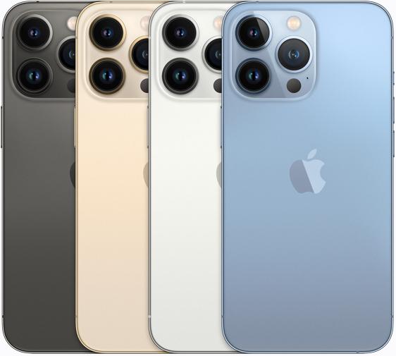 iPhone 13 Pro и iPhone 13 Pro Max: плавность, мощность и лучшая камера за всю историю Apple – фото 1
