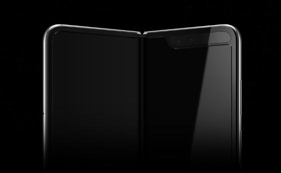 Складной Samsung Galaxy Fold на официальном рендере – фото 1