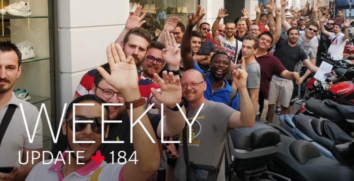 Поставка OnePlus 5 задерживается, и компания похвасталась фото с очередями за флагманом по всему миру – фото 1