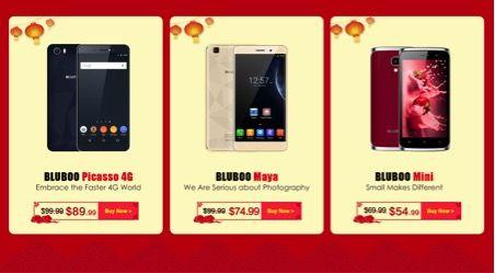 Bluboo проводит новогоднюю акцию и снижает цены на свои смартфоны до 50% – фото 5