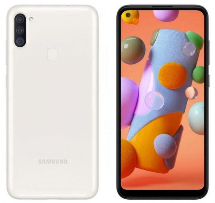 Анонс Samsung Galaxy A11 с тройной камерой – фото 2
