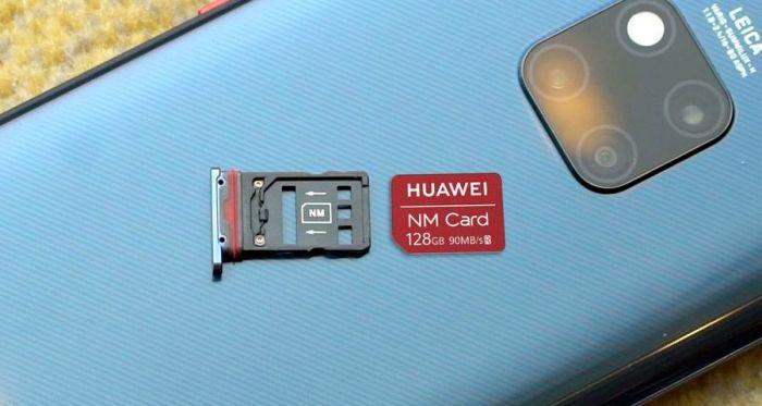 Huawei лишен возможности использовать microSD – фото 2