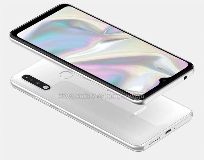 Вот так должен выглядеть Samsung Galaxy A70e – фото 2
