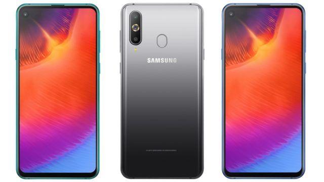 Анонс Samsung Galaxy A9 Pro (2019): второе пришествие Galaxy A8s – фото 1