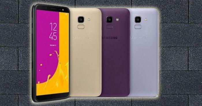Представлен Samsung Galaxy J4: бюджетник в понимании Samsung – фото 1