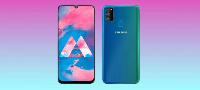Samsung Galaxy M30s был замечен на сайте Google Entertprice Interface – фото 1