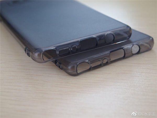 Фото чехла Samsung Galaxy Note 8 с двойной камерой и сканером отпечатков пальцев на тыльной стороне – фото 2